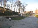Budowa skarpy i mola