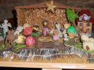 Wystawa szopek Bożonarodzeniowcyh